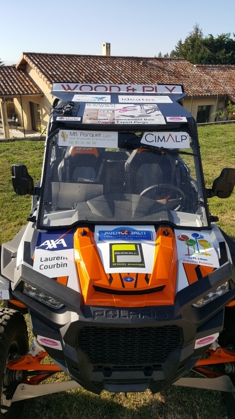 REXWALL® Sponsorise le Rallye de Gazelles MEN photo 2